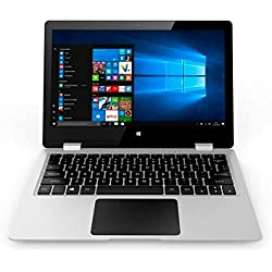 "Thomson Neo 360X - Notebook Convertible de 11.6"" (Celeron N3350, RAM de 2 GB, Memoria de 32 GB) Color Plata"
