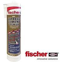 Fischer DEC Express Premium à mélange Ciment Réparation Cartouche 310ml Tube Sable