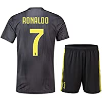 Black Adult Football Stadium Jersey, Football Star Jersey Séptimo Décimo Traje De Uniforme De Fútbol