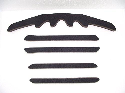 Repuesto para almohadillas de casco de bici