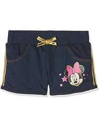 Minnie Gold, Pantalones Cortos Deportivos para Niñas