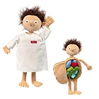 Sigikid Erwin and Rosi Educational Doll Erwin