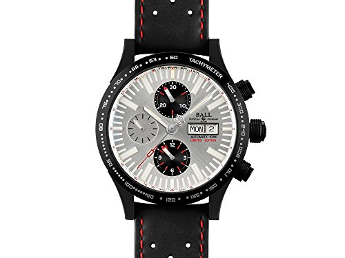 Ball Fireman Storm Chaser DLC Watch, stainless steel, Cronograph, Lim. Edition