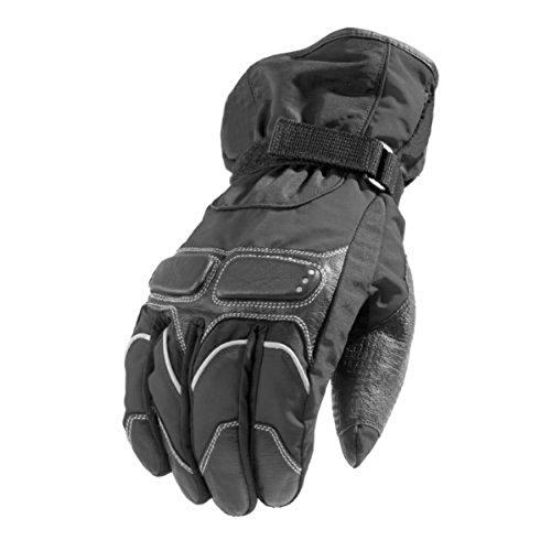 New Winter Vollständige Textile Biker Motorrad Motorrad Wasserdichte Handschuhe XL