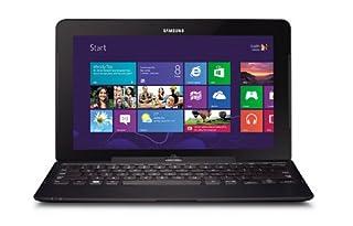 "Samsung ATIV Smart PC Pro - Tablet - with Keyboard Dock - Core I5 3317U / 1.7 Ghz - Windows 8 Pro 64-Bit - 4 GB RAM - 128 GB SSD - 11.6"" Touchscreen Wide 1920 X 1080 / Full HD - Intel HD Graphics 4000 - Black (B00B3Q9V5K) | Amazon price tracker / tracking, Amazon price history charts, Amazon price watches, Amazon price drop alerts"