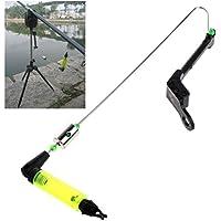 Lergo - Percha para Pesca de Carpas, señal, Accesorios de Pesca