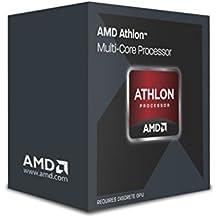 AMD Athlon X4 860K 4MB L2 Caja - Procesador (AMD Athlon X4, Socket FM2+, PC, 860K, DDR3-SDRAM, 0 - 72,4 °C)