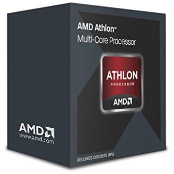 AMD Athlon X4 860K AD860KXBJASBX 3.7 GHz FM2+ Processor
