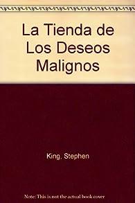 La Tienda de Los Deseos Malignos par Stephen King