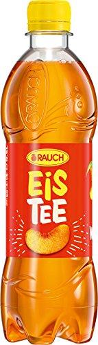 Rauch - Eistee Pfirsich Fruchtgetränk - 0,5l inkl. Pfand