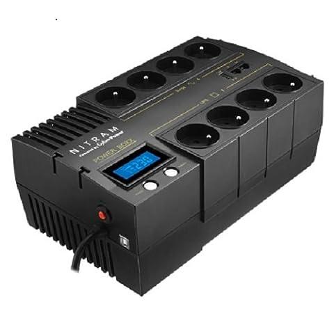 CyberPower PB700LCD Onduleur