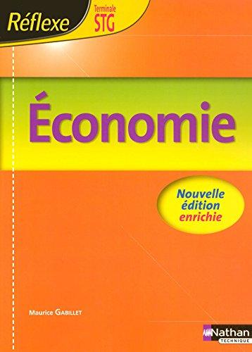 ECONOMIE TERM STG (POCH REF)