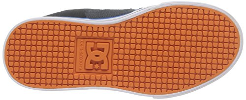 Dc Pure B Shoe Grf - Sneaker, , taglia Nero (Schwarz (BLACK/GREY/BLUE - XKSB))