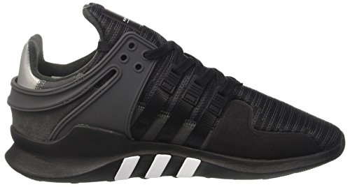adidas Eqt Support Adv, Sneakers Basses Homme, Bianco Noir (Core Black/utility Black F16/dgh Solid Grey)