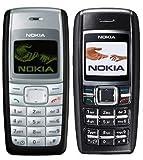 REYANSHMOB, NOKIA 1110i + 1600 COMBO OFFER (PACK OF 2) KEYPAD PHONE