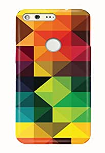 Google Pixel Cover, Google Pixel Case, Designer Printed Cover by Hupshy