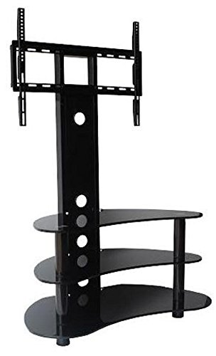 TV Stand with bracket, TV Stand with Mount, TV Stand entertainment unit for 37 inch to 70 inch TV's