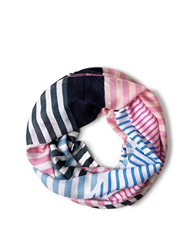 CECIL Cecil Damen Loop mit Streifenprint soft rose A