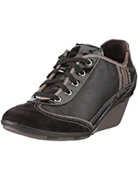 Amazon.it  Scarpa Da Donna Con Zeppa - Scarpe stringate basse ... 280ba883f98