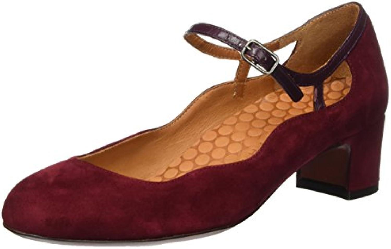 Chie Mihara Nansta, Zapatos de Tacón con Punta Cerrada para Mujer