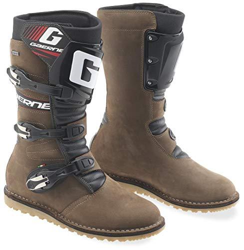 Gaerne G.All Terrain Gore-Tex Motorradstiefel 42 (Gaerne Motorradstiefel)