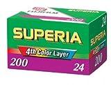 Fujifilm Fujicolor Superia 200 Film
