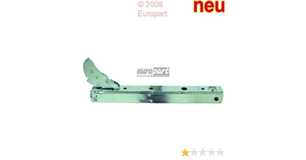 Türscharnier destra a sinistra Cerniera Forno Fornello Bosch Siemens 267845