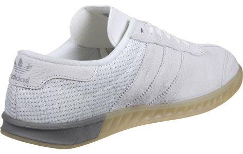 adidas Hamburg Tech Scarpa grigio beige