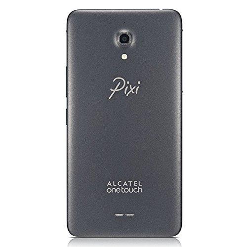 Smartphone Alcatel PIXI 4-6 3G HD VOLCANO BLACK 8050D-2AALWE4