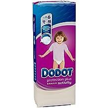 Dodot Activity - Pack de 42 pañales, talla 6