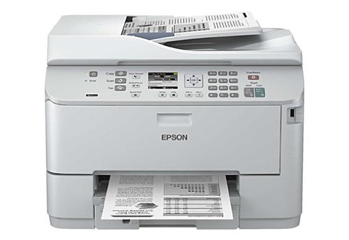 Epson WorkForce Pro WP-M4595 DNF Tintenstrahl-Multifunktionsgerät (Scanner, Kopierer, Drucker, Fax, USB 2.0)