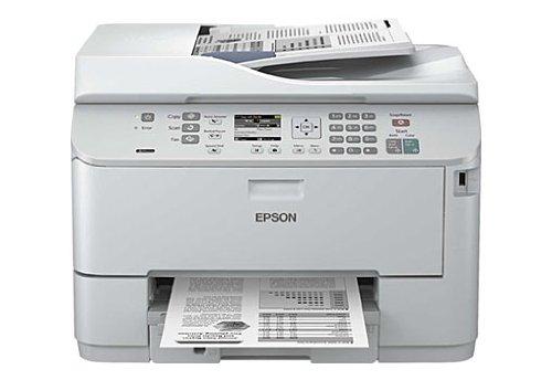 Epson WorkForce Pro WP-M4595 DNF Tintenstrahl-Multifunktionsgerät (Scanner, Kopierer, Drucker, Fax, USB 2.0)