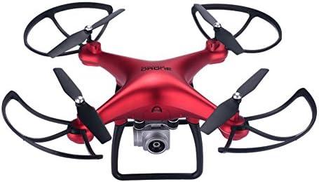 Beautyrain Photographie RC Drone Wifi avec Caméra HD 4 Axe Gyro One Key Retour Drone Mobile Téléphone Contrôle Jouet   Qualité Supérieure