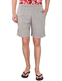 FILMAX® ORIGINALS MEN'S RICH COTTON JERSEY SHORTS LOWERS IDEAL FOR A GRUELING GYM YOGA SESSION OR A CASUAL OUTING.