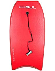 "2016 Gul Response Adult 42"" Bodyboard in Red GB0018-A9"