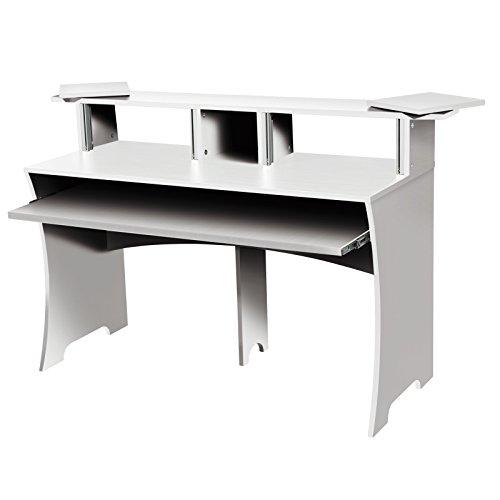 Workbench white REC/DJ-Workstation