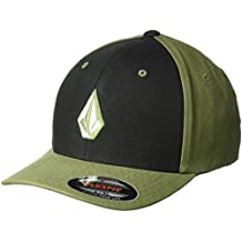 03efd35f593c3 Volcom Men s Full Stone Heather Flex Fit Hat
