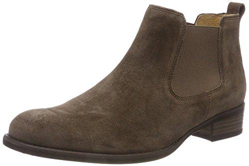 Gabor Shoes Damen Fashion Chelsea Boots, Braun (Mohair 13), 38.5 EU -