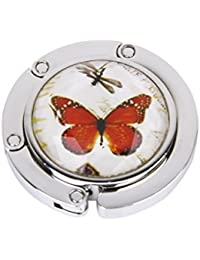 Gancho para Bolso Bolso De Colgar Suspensión Del Bolso De modelo Mariposa