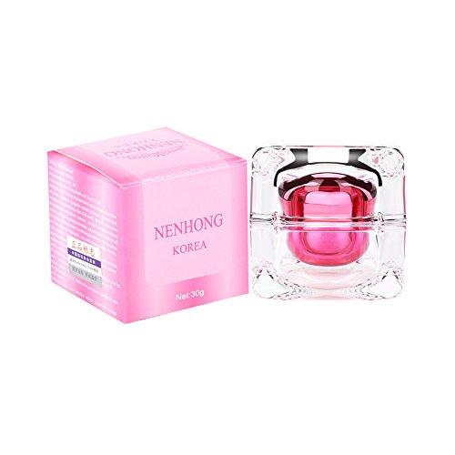 Pinkish Creme, Zerone 30ml Hautaufhellende Creme Lip Unterarm Nippelbleiche Intim Rejuvenating Pinken Körpercreme für dunkle Hautpflege