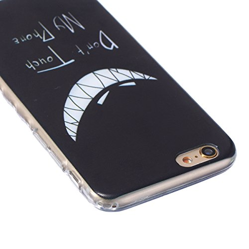 "MOONCASE iPhone 6S Coque, [Patterns Series] Case Slim Fit Flexible TPU Housse Etui pour Apple iPhone 6 / 6S (4.7"") -#BF25 BF06"