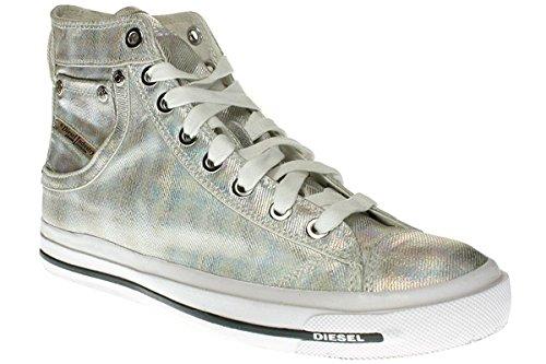 Diesel MAGNETE EXPOSURE IV W - Damen Schuhe Sneaker - Y00638 P1086 Weiß JtrE6gE