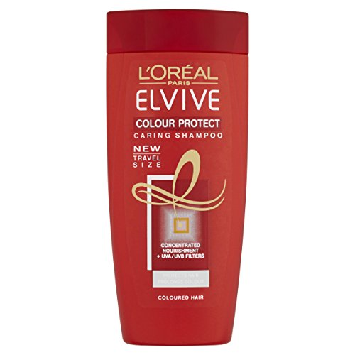 L'Oreal Elvive Colour Protect Shampoo 50 ml Travel Size