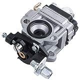 Globalflashdeal New Carburettor Carb Varie Tagliasiepi Decespugliatore Motosega 11Mm