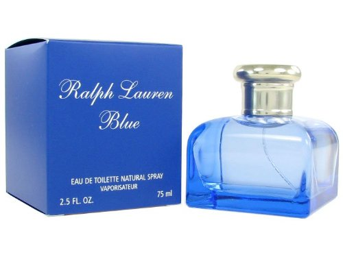 RALPH LAUREN BLUE donna 75 ml EAU DE TOILETTE SPRAY