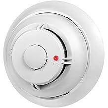 X-Sense SD03A Detector de Humo Alarma de Incendios con Sensor Fotoeléctrico Energizado por Bateria (SD03A) (SD03A)