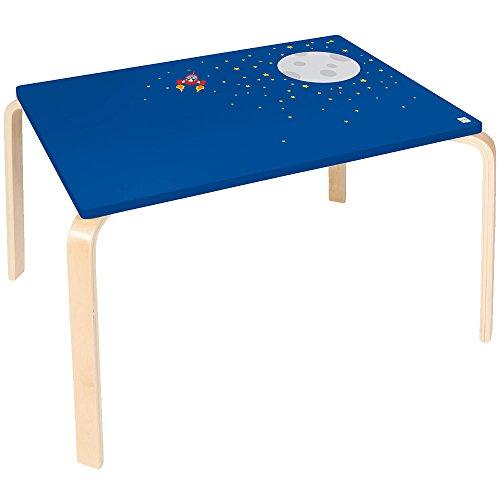 Scratch 276182314–Mesa espacial, niños muebles, 70x 50x 45cm