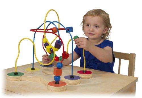 Boulier de motricité et de découverte pour les enfants \