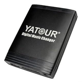 USB SD AUX MP3 Adapter for Alfa Romeo 147 / 156 / 159 / 166 / Brera / Mito / GT Spider // Fiat Doblo 500 / Bravo from 07 / Croma from 05 / Doblo from 01 / Ducato from 02 / Idea from 04 / Multipla from 99 / Palio / Panda from 04 / Punto from 99 / Stilo from 02 // Lancia Musa / Ypsilon / Lybra // Compatible with Radios: Blaupunkt / Visteon / Connect Nav/Nav+