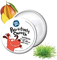Captain Zack Pawsitively Smooth Paw Butter/Cream/Wax/Balm for Dry Cracked, Chapped Paws & Elbows with Natu